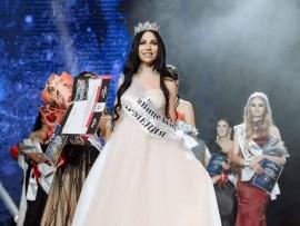 Представительница Армении Ромелла Тамарян названа «Второй вице-мисс СНГ-2018»
