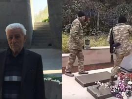 Как азербайджанские ВС воюют с мертвыми