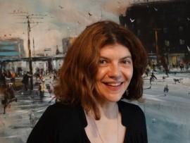 Татьяна Данильянц получила премию «Бродский на Искье»