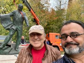 В Москве готовят к открытию памятник главному архитектору столицы Каро Алабяну