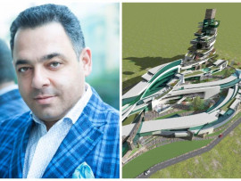Инновационный кластер Creative City как фундамент развития для Новой Армении