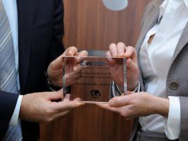 Америабанк удостоился 2 наград IFC за вклад в развитие торгового финансирования