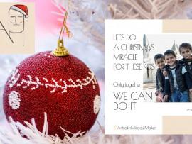 Рождественское чудо для детей Арцаха